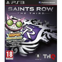 Saints Row: The Third Genki Pack (PS3) Русские субтитры