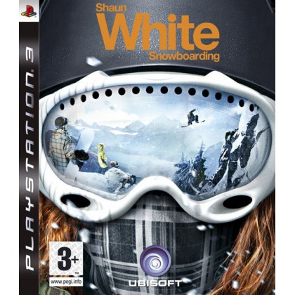 Shaun White Snowboarding (PS3) Русская версия