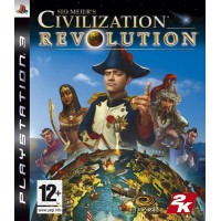 Sid Meiers Civilization Revolution (PS3)