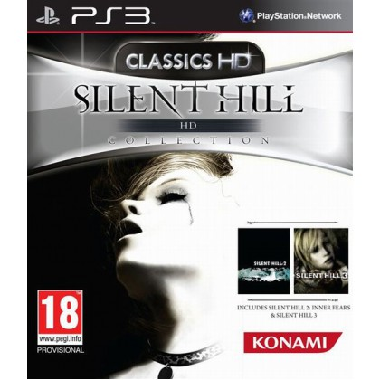 Silent Hill HD Collection (PS3)