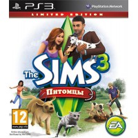 Sims 3: Питомцы Limited Edition (PS3) Русская версия