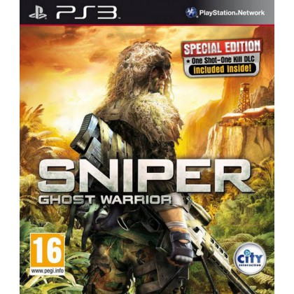 Sniper: Ghost Warrior Special Edition (PS3) Русская версия
