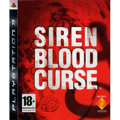 Siren: Blood Curse (PS3)