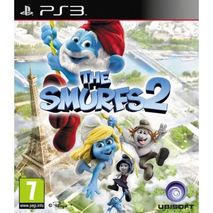 Smurfs 2: Смурфики 2 (PS3)
