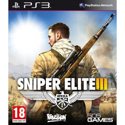 Sniper Elite 3 (PS3) Русская версия