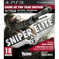 Sniper Elite V2 Game of the Year (PS3)