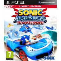 Sonic & All-Star Racing Transformed. Limited (PS3)