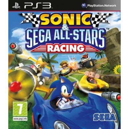 Sonic & SEGA All-Stars Racing (PS3)