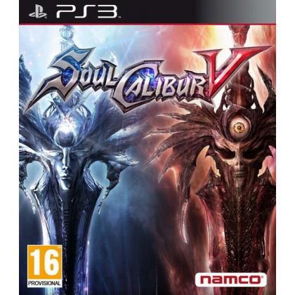Soulcalibur V (PS3) Русские субтитры