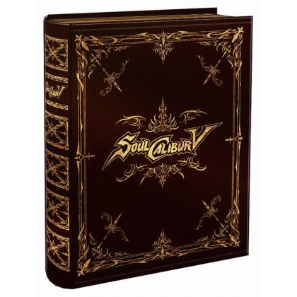 Soulcalibur V Limited Edition (PS3) Русские субтитры