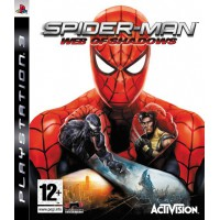 Spider-Man: Web of Shadows (PS3)
