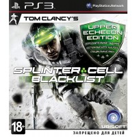 Splinter Cell: Blacklist Upper Echelon (PS3) Русская версия