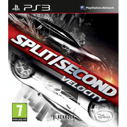 Split/Second Velocity (PS3) Русская версия