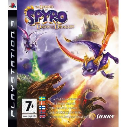 Легенда о Спайро: Рождение дракона (PS3) Русская версия