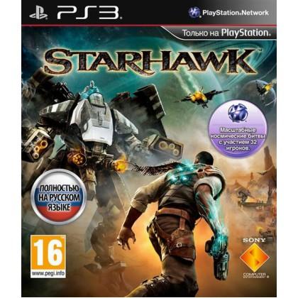 Starhawk (PS3) Русская версия
