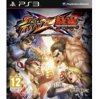 Street Fighter X Tekken (PS3) Русские субтитры