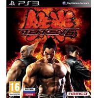 Tekken 6 (PS3) Русская версия