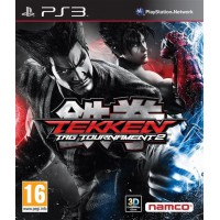 Tekken Tag Tournament 2 (PS3) Русские субтитры