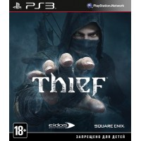 Thief (PS3) Русская версия