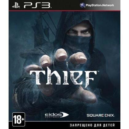 Thief (PS3) Русская версия