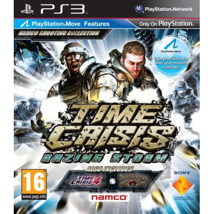 Time Crisis: Razing Storm (PS3)