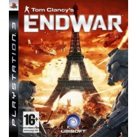 Tom Clancys EndWar (PS3) Русская версия