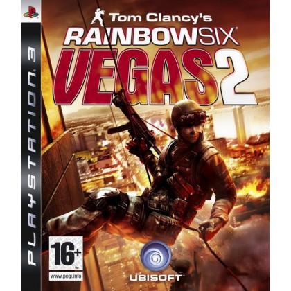 Tom Clancy's Rainbow Six Vegas 2 (PS3)