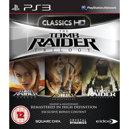 Tomb Raider Trilogy - Classics HD (PS3)