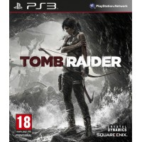 Tomb Raider (PS3) Русская версия