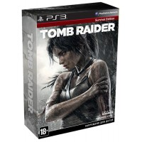 Tomb Raider Survival Edition (PS3) Русская версия