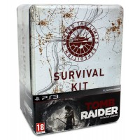 Tomb Raider Collectors Edition (PS3) Русская версия