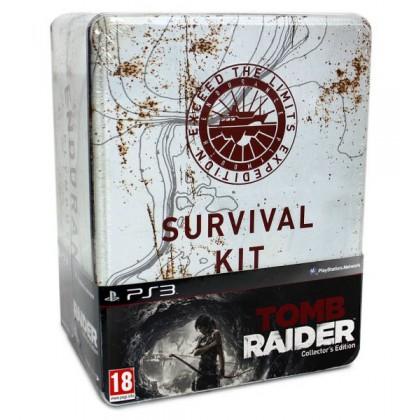 Tomb Raider Collectors Edition (PS3) Русская версия