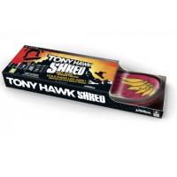 Tony Hawk: SHRED + беспроводной скейт (PS3)