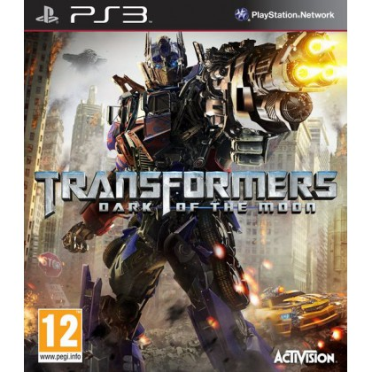 Transformers: Dark of the Moon (PS3)