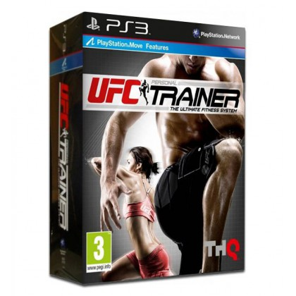 UFC Personal Trainer + спортивная повязка (PS3)