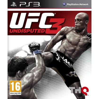 UFC Undisputed 3 (PS3)
