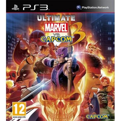 Ultimate Marvel vs Capcom 3 (PS3)