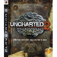 Uncharted 2: Among Thieves Special Edition (PS3) Русская ве..