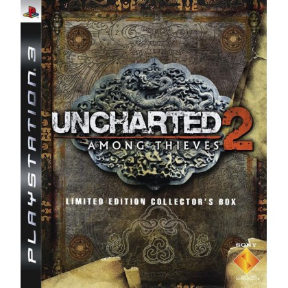 Uncharted 2: Among Thieves Special Edition (PS3) Русская версия
