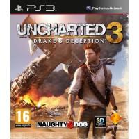 Uncharted 3. Иллюзии Дрейка (PS3) Русская версия
