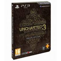 Uncharted 3. Иллюзии Дрейка Special Edition (PS3) Русская ве..