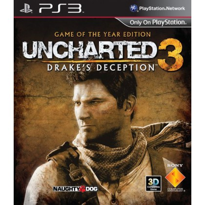 Uncharted 3 Game Of The Year Edition (PS3) Русская версия