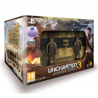 Uncharted 3 Комплект искателя приключений (PS3) Русская в...