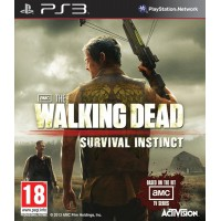 Walking Dead Survival Instinct (PS3) Русские субтитры