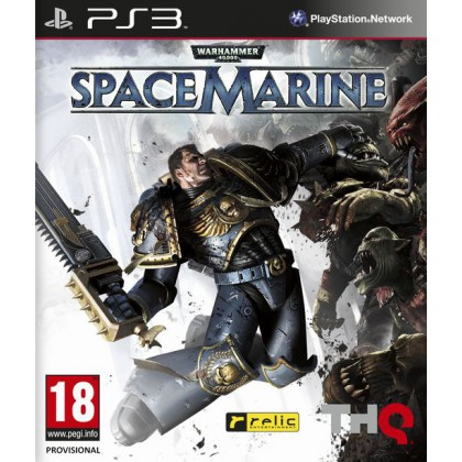 Warhammer 40 000: Space Marine (PS3) Русская версия