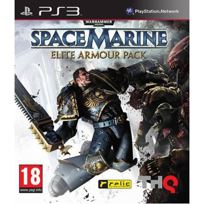 Warhammer 40 000: Space Marine Elite Armour Pack (PS3) Русская версия