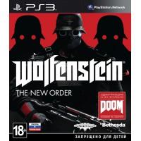Wolfenstein: New Order (PS3) Русские субтитры