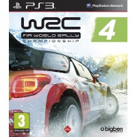 WRC4 World Rally Championship (PS3)