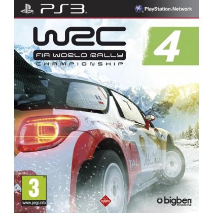 WRC4 World Rally Championship (PS3)