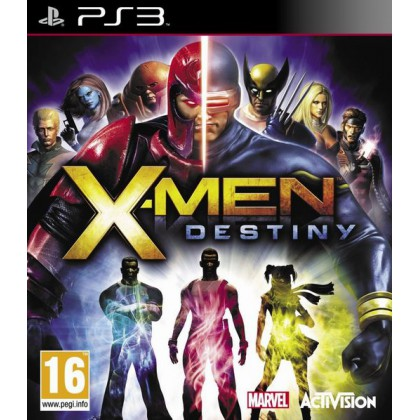 X-Men: Destiny (PS3)